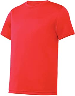 Joe's USA Dri-Equip Youth Athletic All Sport Training Tee Shirts in 24 Colors