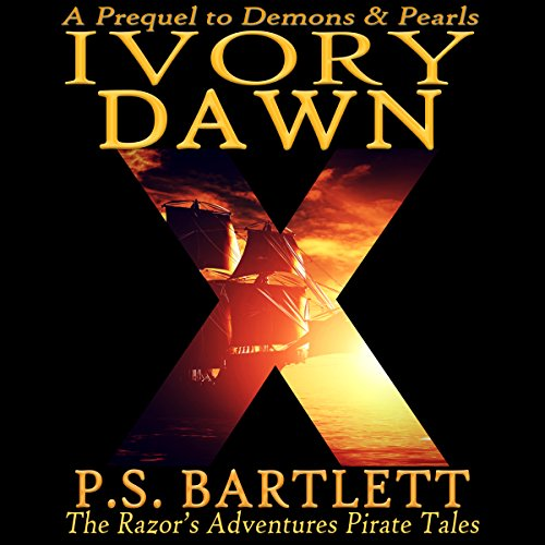 Ivory Dawn audiobook cover art