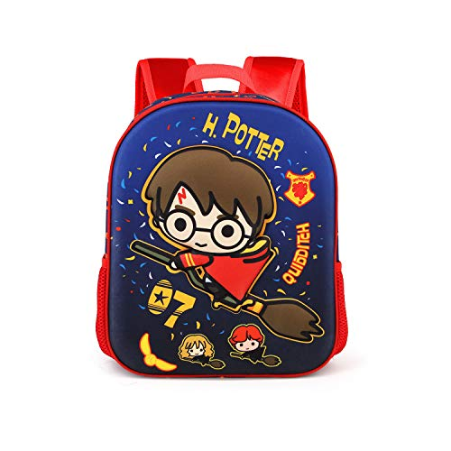 Karactermania-Harry-Potter-Quidditch-3D-Backpack-Small-00326