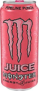 Monster Energy Juice  Pipeline Punch 4 Cans