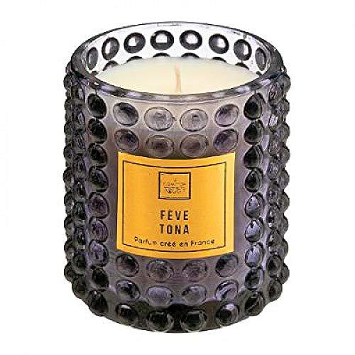 FLYING TURTLE (Boho Medium Purple) Vela de estilo Boho en tarro de cristal vintage – Velas perfumadas con perfume francés con un bonito aroma sutil perfecto para la decoración de la habitación