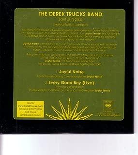 Joyful Noise Limited Sampler (Cd Single w/ Live Track)