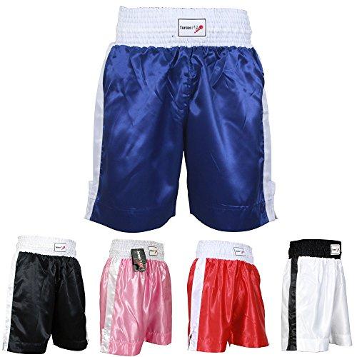 TurnerMAX Boxe Pantaloncini Blu MMA