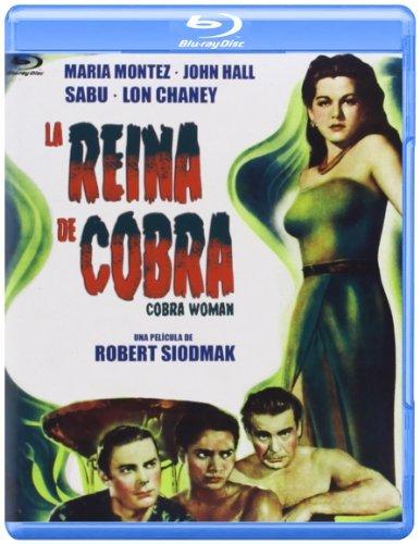 Cobra Woman 1944 Blu-Ray Reg.A - Ranking TOP20 Spain C B Minneapolis Mall Import