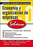 CUTR ECONOMIA Y ORGANIZACION DE EMPRESAS SCHAUM SELECTIVIDAD- CURSO CERO (CASTELLANO) - 9788448198596