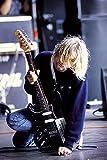 GB EYE LTD LP1160 Maxi-Poster Kurt Cobain, Gitarre, 61 x