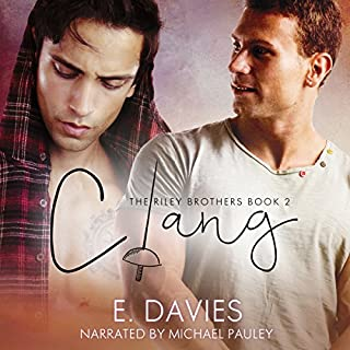 Clang audiobook cover art