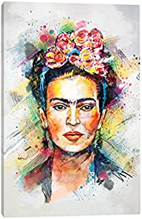 iCanvasART Frida Kahlo Canvas Print by Tracie Andrews, 18