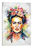 iCanvasART Frida Kahlo Canvas Print by Tracie Andrews, 18' x 12'