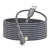 KRX Link Cable Compatible for Oculus Quest 2, Fast Charging & PC Data Transfer USB C 3.2 Gen1 Cable for VR Headset and Gaming PC