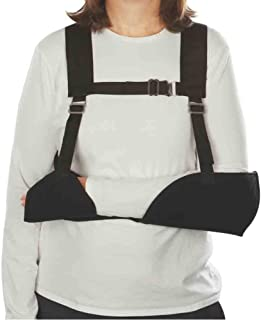 Harris Hemi-Arm Sling, Black, Right