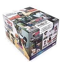名探偵コナン 机上の相棒 BOX商品 1BOX=6個入り、全6種類 & CORD MASCOT 線上の任務 BOX商品 1BOX=8個入り、全8種類【...