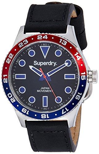 R.SUPERDRY RETRO SPORT Herr uhren SYG143B