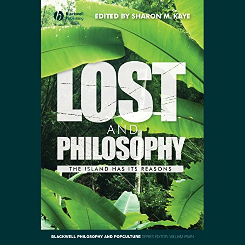 Lost and Philosophy audiobook cover art