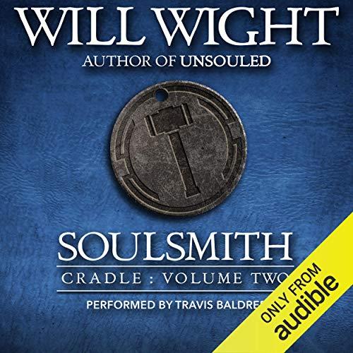 Diseño de la portada del título Soulsmith