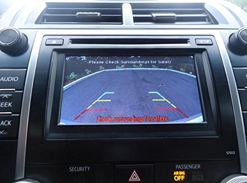 amazon com pyvideo rear backup camera kit for toyota camry, corolla 2009 Toyota Yaris Wiring Diagram amazon com pyvideo rear backup camera kit for toyota camry, corolla, prius, rav4 and more (2012, 2013, 2014) (color black) cell phones \u0026 accessories
