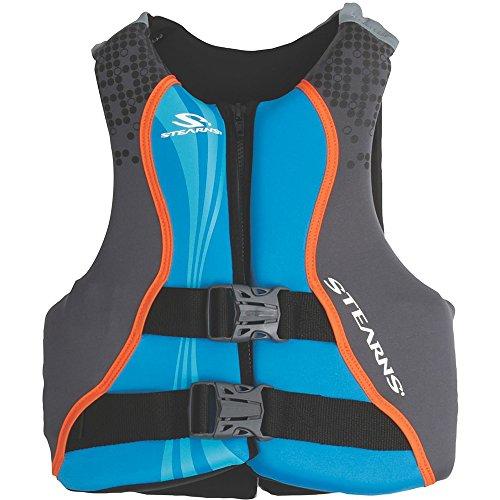 STEARNS Kids Life Vest | Youth Hydroprene Life Jacket | 50...