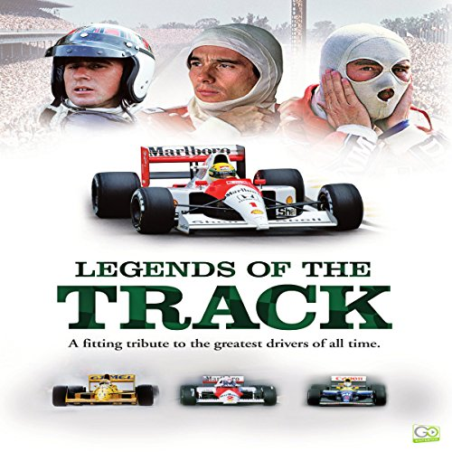 Legends of the Track cover art