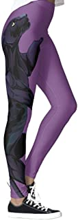 DIYCCY - Pantalones de yoga para mujer, cintura alta