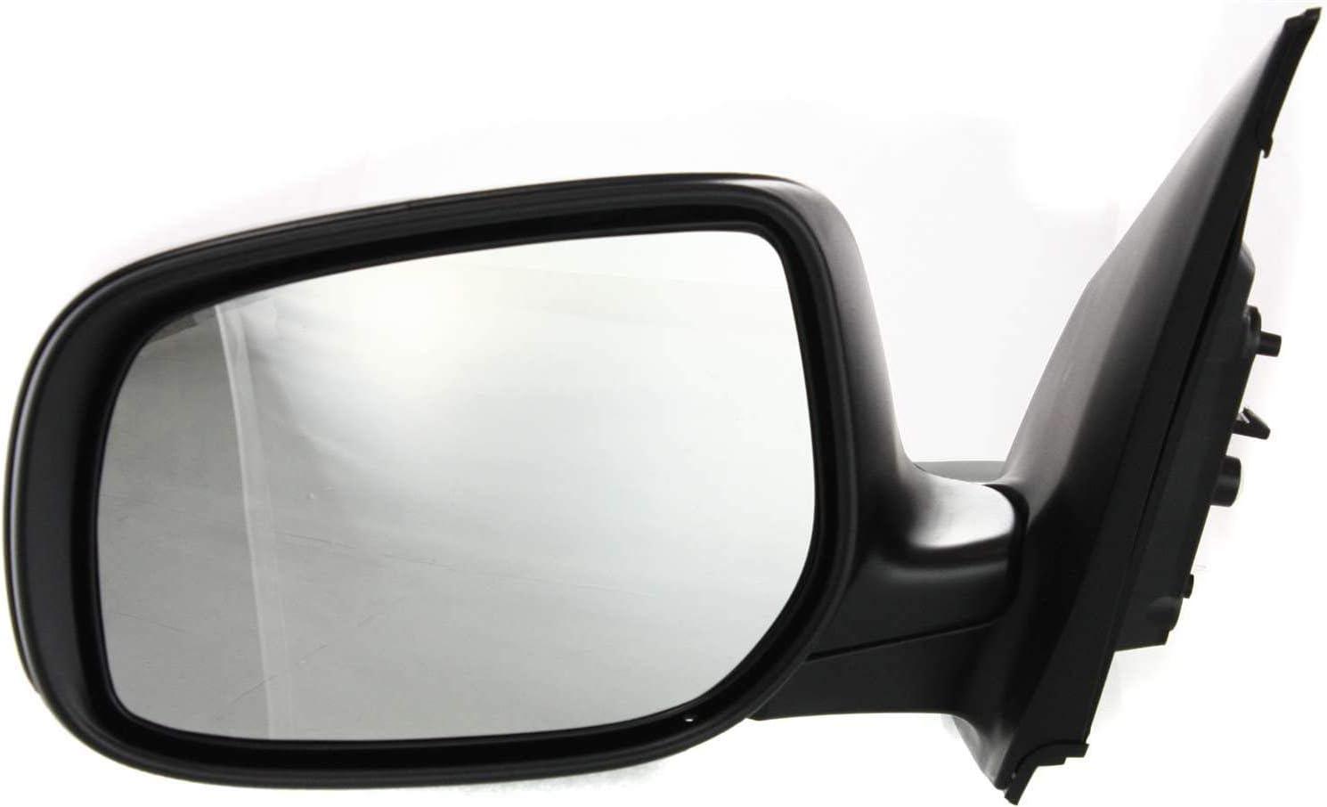 送料無料激安祭 Mirror Compatible with 2009-2013 Toyota Power Fol スーパーセール Manual Corolla