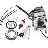 KIPA Carburetor For Mikuni HSR42 HSR 42mm Fit Harley Evo Evolution Twin Cam...