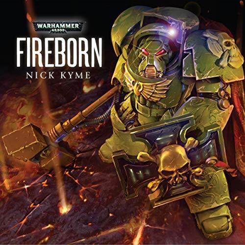 Fireborn cover art