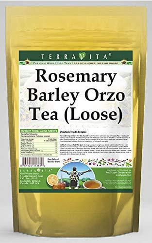 Rosemary Barley Orzo Tea Loose 557205 oz ZIN: Brand Cheap Sale Venue Indefinitely 8