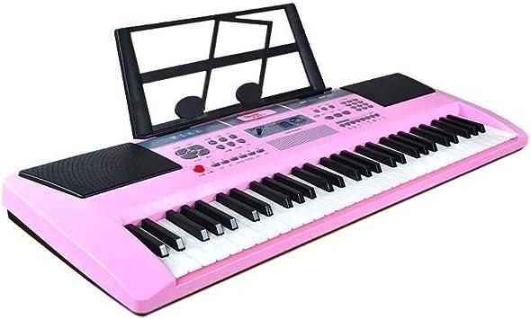 ZXL Piano Digital 61 Teclas Teclado Juguetes para Niños ...
