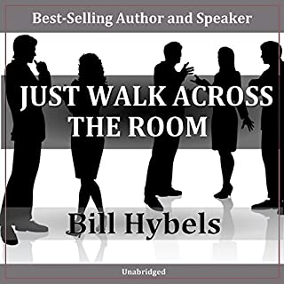 Just Walk Across the Room audiobook cover art