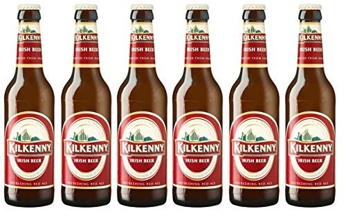 Kilkenny - Irish Beer - MW 6 x 0,33l 4,2%Vol inc. 0.48€ MEHRWEG Pfand