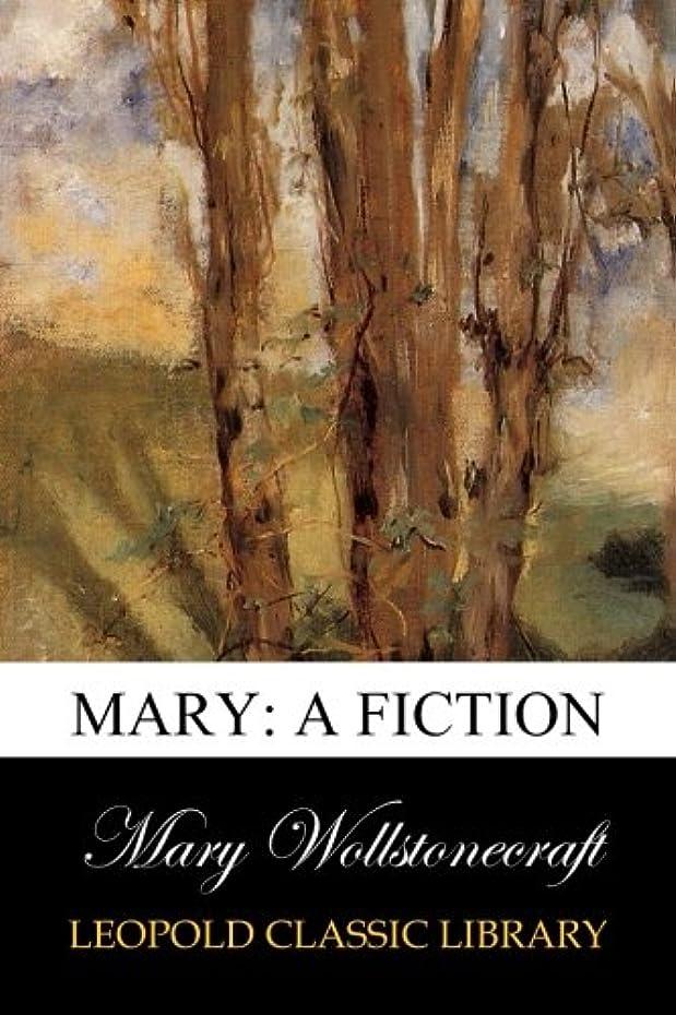 中にキウイスプレーMary: A Fiction