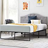 LINENSPA Contemporary Platform Bed Frame, Full
