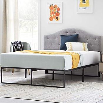 LINENSPA Contemporary Platform Bed Frame Twin