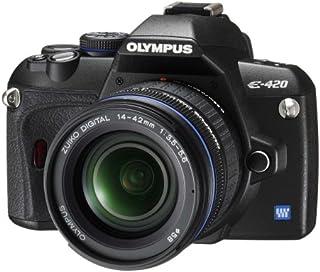 OLYMPUS デジタル一眼レフカメラ E-420 レンズキット E-420KIT