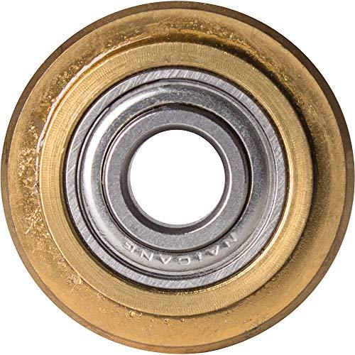 QEP 7/8 in. Titanium Coated Replacement Scoring Wheel for Multiple...