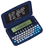Lexibook 15-Language Translator, Integrated euro converter, Battery, Purple/Black, NTL1570