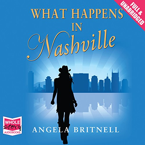 What Happens in Nashville audiobook cover art