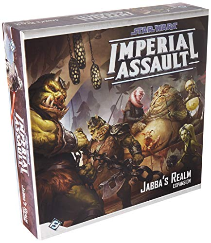 Star Wars Imperial Assault Board Game Jabba's...