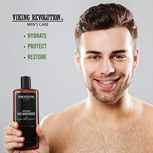 515menruwqL - Mens Face Cream - Natural Face Moisturizer Cream for Men Skincare for Anti Wrinkle & Anti Aging Facial Cream for Men, Mens Face Care