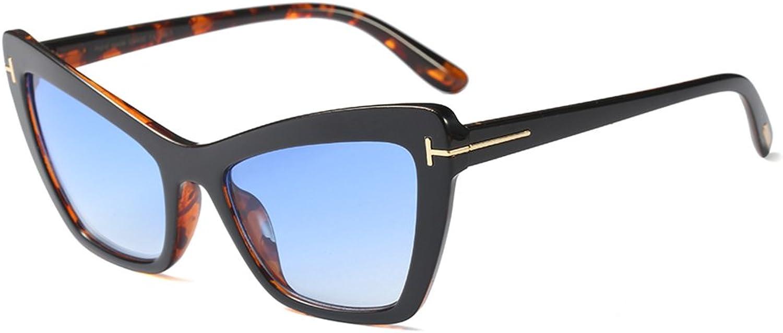 FAGUMA Retro Vintage Cat Eye Sunglasses For Women Fashion Designer Shades