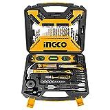 INGCO HKTAC011201 - Juego de herramientas manuales (120 piezas)