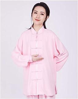 fwadu Tai Chi odzież dla kobiet mężczyzn miękka luźna tai chi mundurek kungfu ubrania sztuki walki odzież tai chi zestaw u...