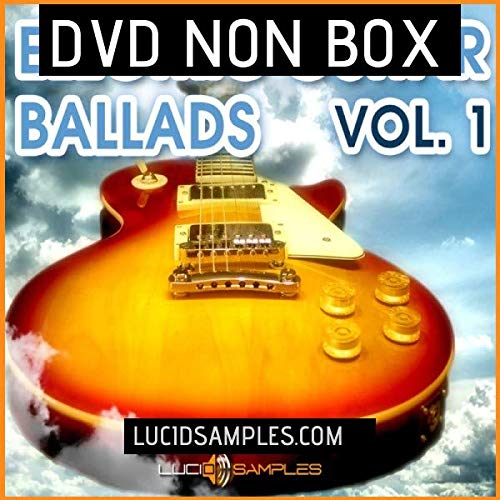 'Baladas de guitarra eléctrica vol. 1 'es una colección de 106 guitarras...