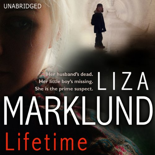Lifetime audiobook cover art