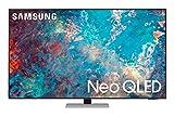 "Samsung TV Neo QLED QE55QN85AATXZT, Smart TV 55"" Serie QN85A, Neo QLED 4K UHD, Alexa integrato, DVB-T2 [Efficienza energetica classe F]"