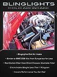 BlingLights Brand Cold Air Intake Kit Compatible for BMW E30 E32 E34 E36 E46 318i 325i M3