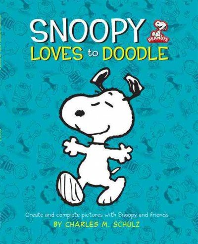 (Snoopy Loves to Doodle) By Schulz, Charles M. (Author) paperback on (08 , 2011)