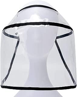 Barley33 Cappello Protettivo per Bambini Antiappannamento Anti-inquinamento Antivento Cappuccio Protettivo per Isolamento Rimovibile allaperto