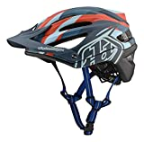 Troy Lee Designs Adult All Mountain XC Mountain Bike A2 Jet Helmet (Clay, Small)