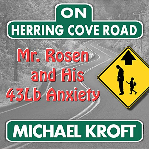 On Herring Cove Road audiobook cover art